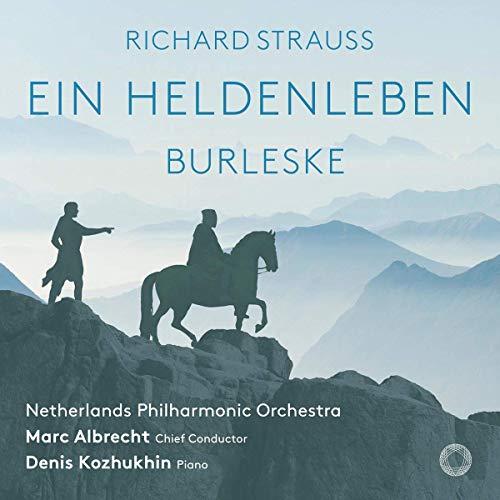 Strauss , Richard - Ein Heldenleben / Burleske (Albrecht, Kozhukhin) (SACD)