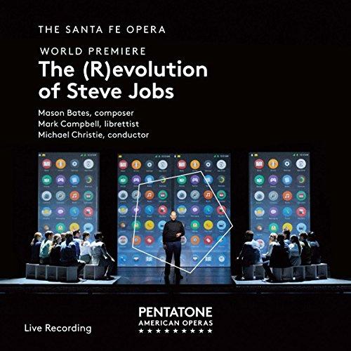 Bates , Mason & Campbell , Mark - The (R)evolution Of Steve Jobs (Christie) (SACD)
