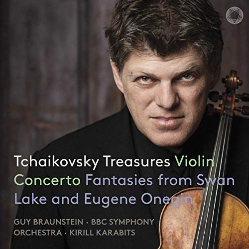 Braunstein , Guy & Karabits , Kirill & BBC Symphony Orchestra - Tchaikovsky Treasures
