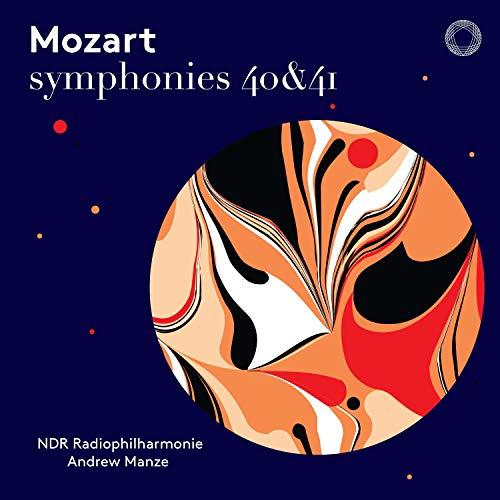 Mozart , Wolfgang Amadeus - Mozart Sinfonien Nr. 40 & 41