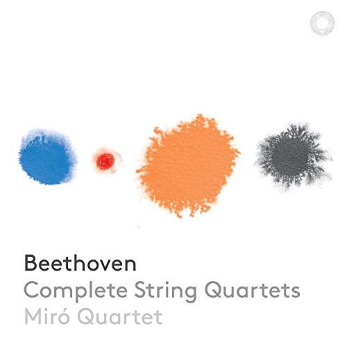 Beethoven , Ludwig van - Complete String Quartets (Miro Quartet) (8-CD BOX SET)