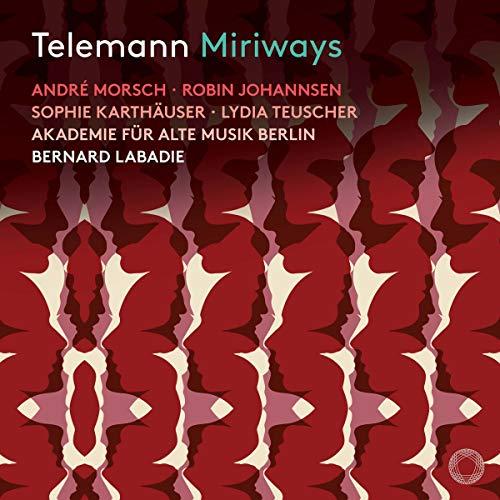 Telemann , Georg Philipp - Miriways (Morsch, Johannsen, Karthäuser, Teuscher, Labadie)