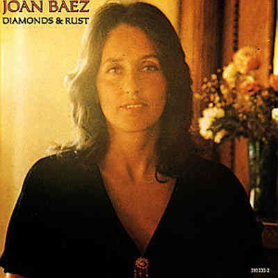 Baez , Joan - Diamonds & Rust (Vinyl)