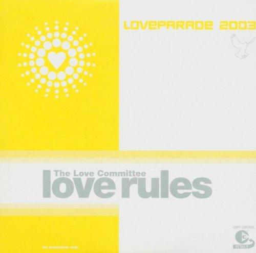 Sampler - Loveparade 2003 - love rules