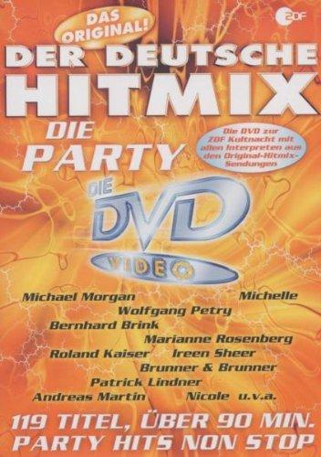 Sampler - Der deutsche hitmix - die party