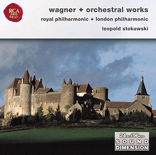 Wagner , Richard - Orchestral Works (Stokowski)