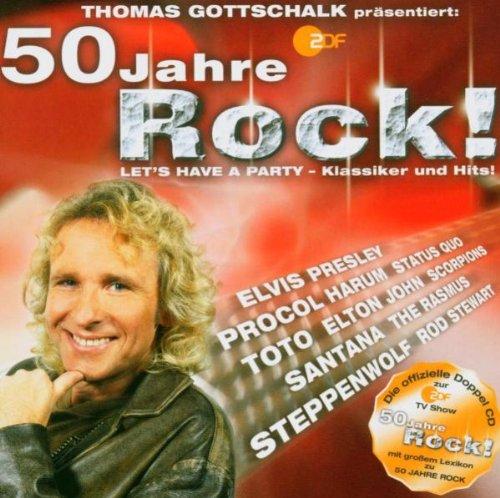 Sampler - 50 Jahre Rock