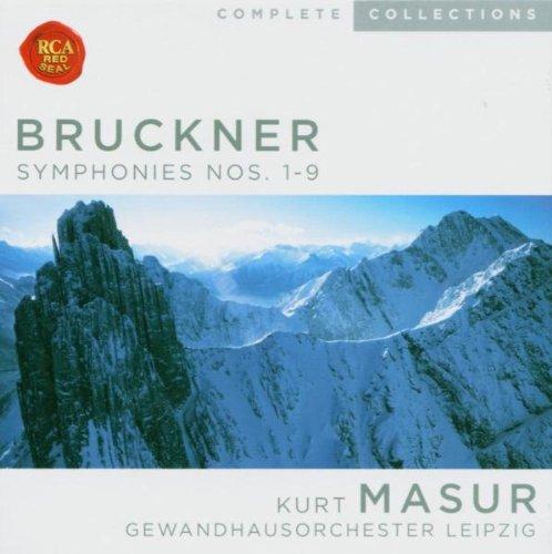 Masur , Kurt - Symphony Nos. 1-9 (Masur)