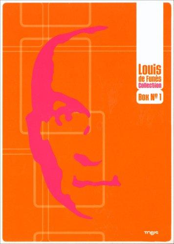 DVD - Louis de Funes Collection (Box No. 1)