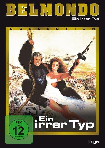 DVD - Ein irrer Typ (Belmondo Collection)