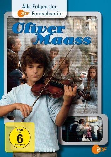 DVD - Oliver Maas - Die komplette Serie