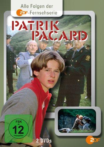 DVD - Patrik Pacard - Die komplette Serie