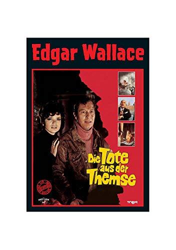 DVD - Die Tote aus der Themse (Edgar Wallace)