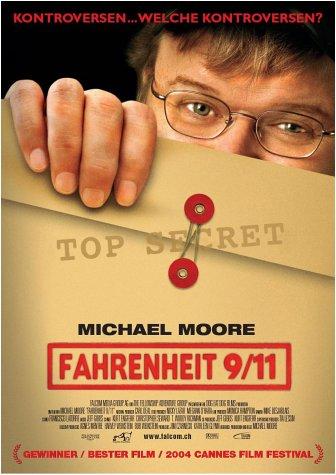 DVD - Fahrenheit 9/11