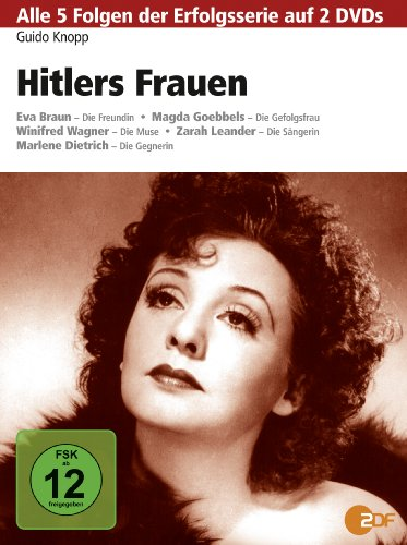 DVD - Guido Knopp - Hitlers Frauen