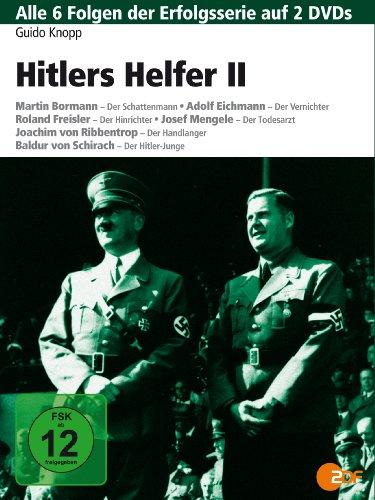 DVD - Hitlers Helfer 2