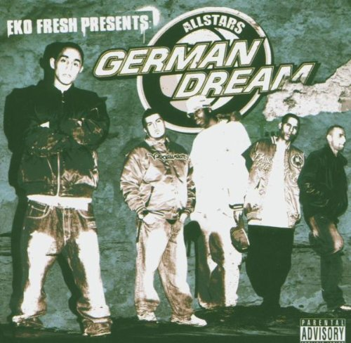German Dream Allstars - o. Titel (prestents by Eko Fresh)