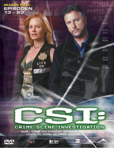 DVD - CSI: Las Vegas - Staffel 4.2
