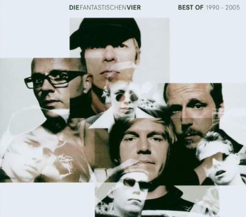 Fantastischen Vier , Die - Best of 1990-2005 (inkl. MC) (Limited Edition)