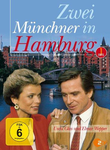 DVD - Zwei Münchner in Hamburg - Staffel 1