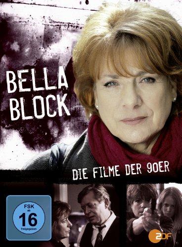 - Bella Block - Die Filme der 90er Jahre (3 DVDs)