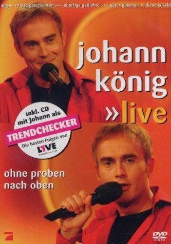 DVD - Johann König - Ohne Proben nach oben