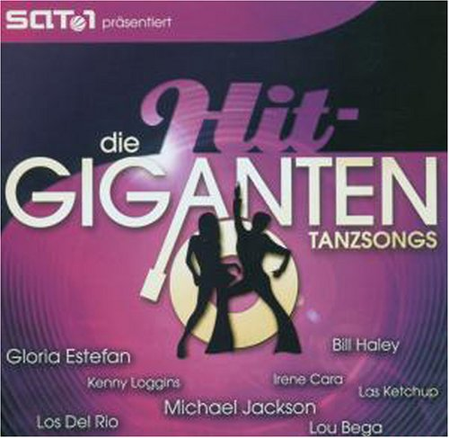 Sampler - Die Hit-Giganten - Tanzsongs