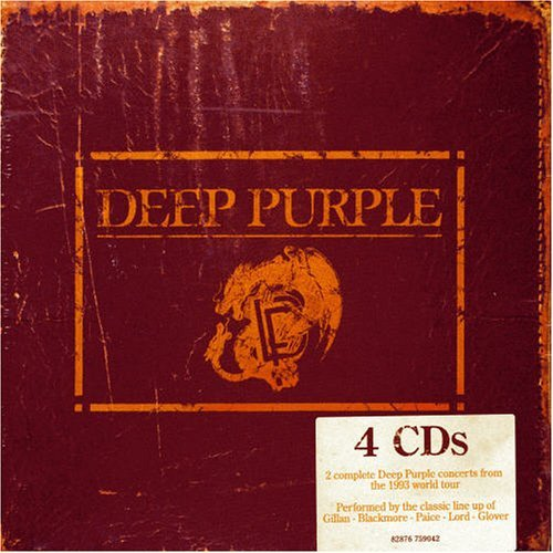 Deep Purple - Live Across Europe 1993