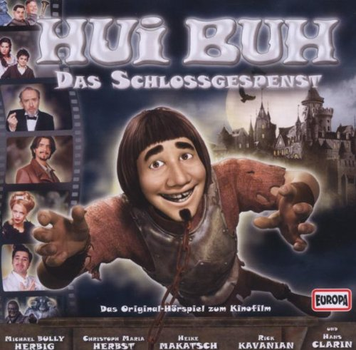 Hui Buh - Hui Buh - Das Schlossgespenst (Original-Hörspiel zum Kinofilm)