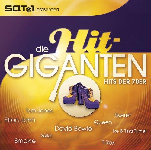 Sampler - Die Hit-Giganten - Hits der 70er