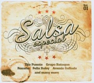 Sampler - Salsa Especial 1