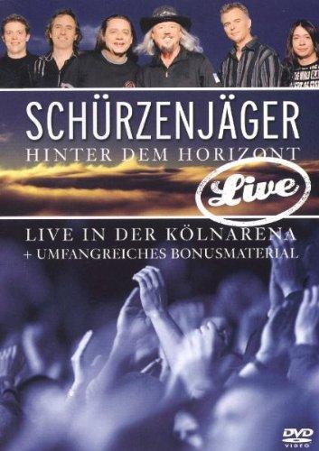 Schürzenjäger - Hinter dem Horizont - Live