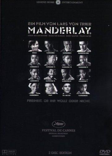 DVD - Manderlay (2 Disc Edition)