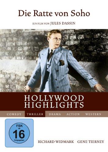 DVD - Die Ratte von Soho (Hollywood HIghlights)