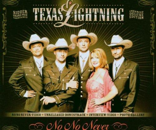 Texas Lightning - No No Never (Maxi)