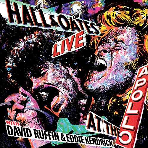 Hall (Daryl) & Oates (John) - Live At The Apollo (With David Ruffin & Eddie Kendrick)