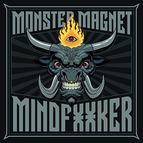Monster Magnet - Mindfucker (Limited Silver Edition) (Vinyl)