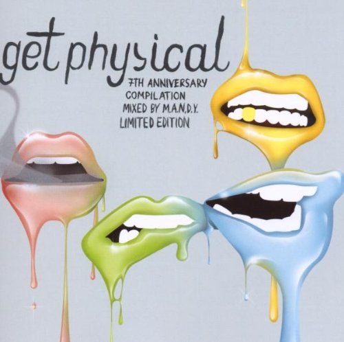 Sampler - Get Physical 7th Anniversary Compilation (Limited Edition) (mixed by M.A.N.D.Y)