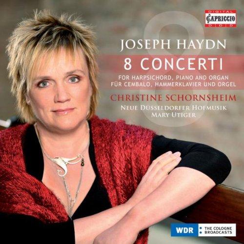 Haydn , Joseph - 8 Concerti For Harpsichord, Piano And Organ (Schornsheim, Utiger)