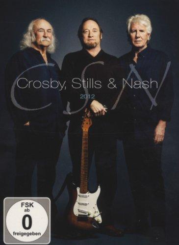 Stills & Nash Crosby - Crosby, Stills & Nash - 2012 (+ Audio-CD) [3 DVDs]