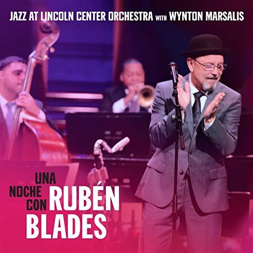 Blades , Ruben & Jazz At Lincoln Center Orchestra - Una Noche Con Ruben Blades (With Wynton Marsalis)