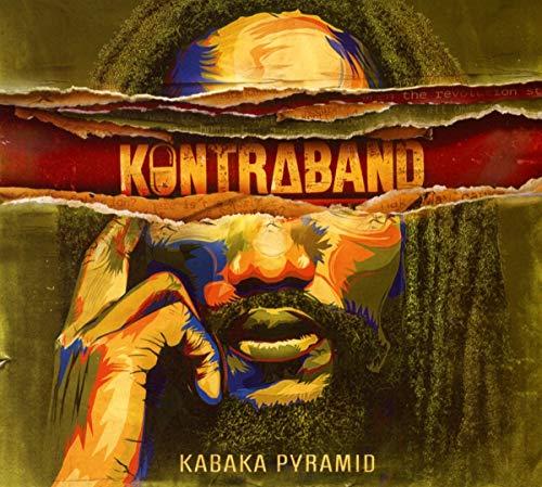 Kabaka Pyramid - Kontraband (CD Digipak)