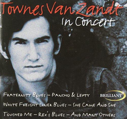 Zandt , Townes van - In Concet
