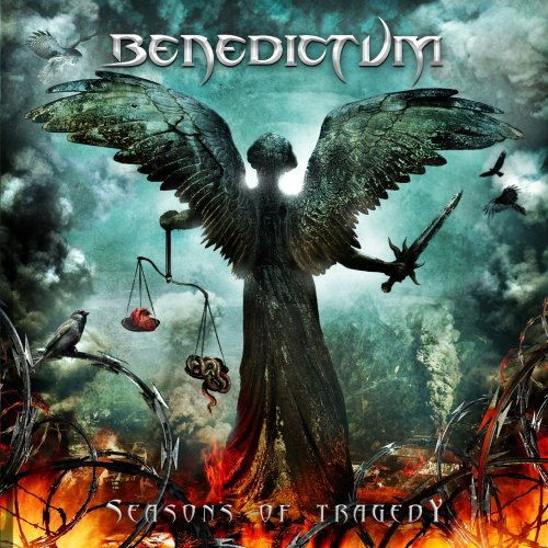 Benedictum - Seasons of Tragedy (Ltd.Digipack Bonus Track)