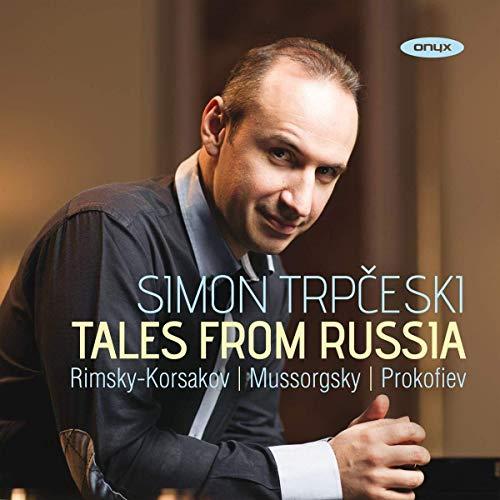 Trpceski , Simon - Tales From Russia - Rimsky-Korsakov, Mussorgsky, Prokofiev