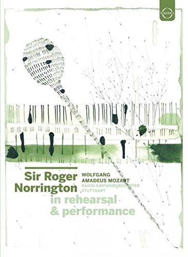 Norrington , Roger & RSOS - In Rehearsal & Performance - Mozart: Symphony No. 39