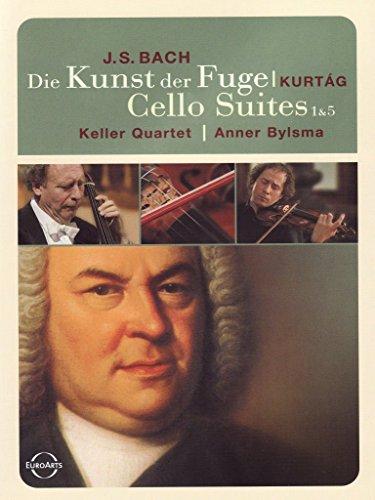 Bylsma , Anner & Keller Quartet - Bach/Kurtag: Die Kunst der Fuge / Cello Suites 1&5