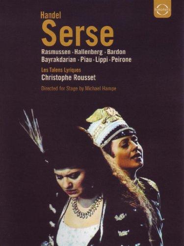 Händel , Georg Friedrich - Serse (Rasmussen, Hallenberg, Bardon, Bayrakdarian, Piau, Lippi, Peirone, Rousset)