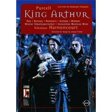 Purcell , Henry - King Arthur (Rey, Bonney, Remmert, Schade, Widmer, Harnoncourt)