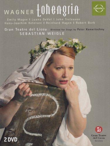 DVD - Lohengrin (Magee, DeVol, Treleaven, Weigle)